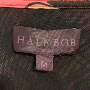 Hale Bob Dresses - Hale Bob long sleeve VNeck dress